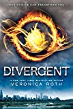 Book cover for Divergent