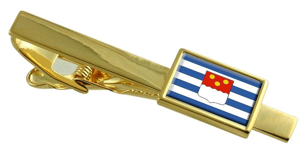Batumi City Georgia Flag Cufflinks