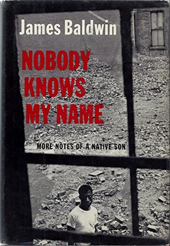 Essay on james baldwin notes of a native son