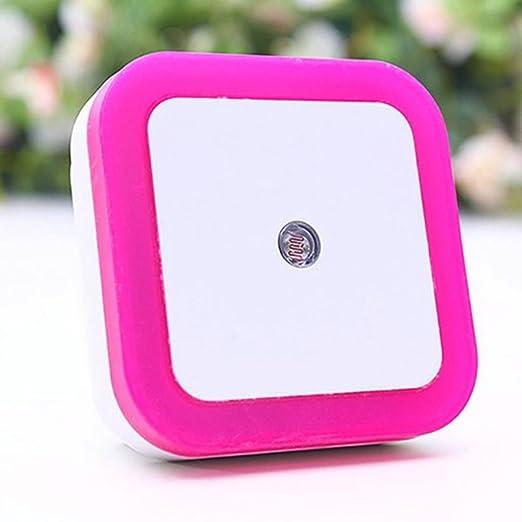 Luz nocturna LED STRIR Luz LED para escalones con sensor de movimiento y Sensor de luz