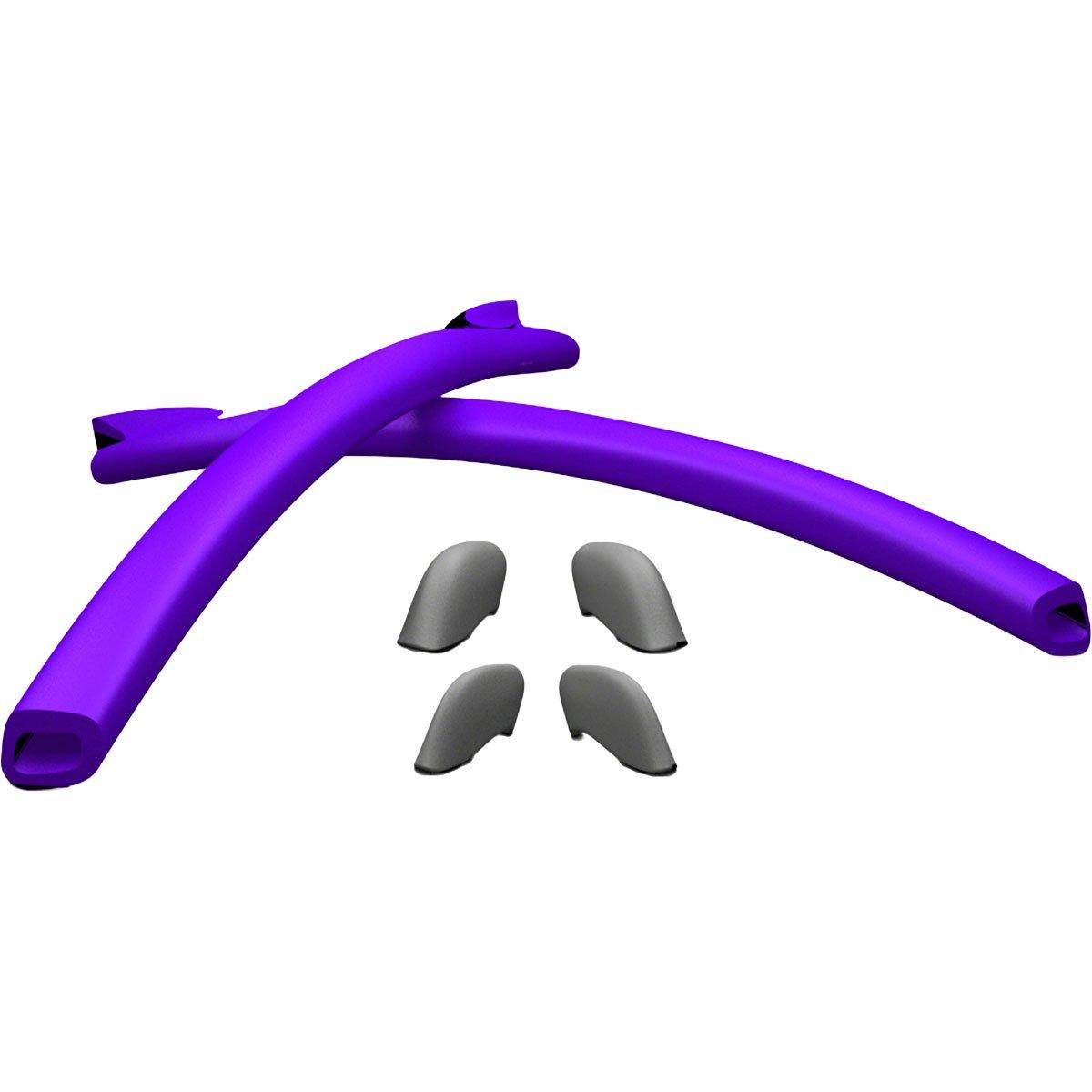 Oakley - Oakley Replacement Part - Half Jacket Nose Kit - Purple - One Size by Oakley