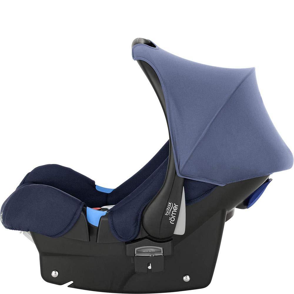 Britax R/ömer Baby-Safe nacimiento-13 kg grupo 0+ Silla de coche color Moonlight Blue
