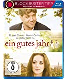 A Good Year (Ein gutes Jahr) [Import-Germany, Region Free Blu-ray]