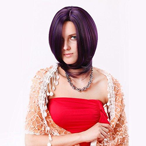 [Stfantasy Wigs for Women Short Straight Heat Friendly Synthetic Hair 14