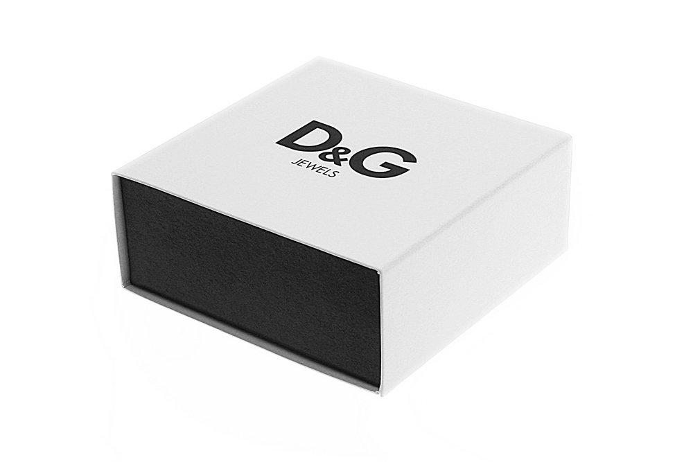 DOLCE GABBANA D&G DJ0518/DJ0519 UPSCALE DESIGNER JEWELRY WOMENS FASHION RING WITH CRYSTALS/RHINESTONES/STRASS (7.25)