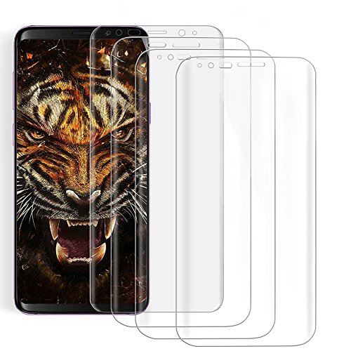 Hot Cell Phone Screen Protector Tempered Clear Glass Film Premium Anti-scratch Anti-fingerprint Shockproof Samsung...