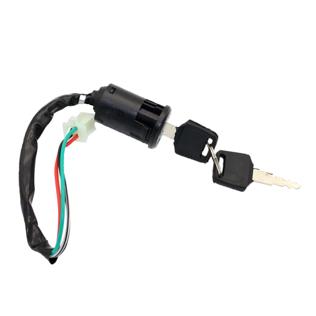 sharplace chiave Interruttore di avviamento ricambio per ATV motocicletta