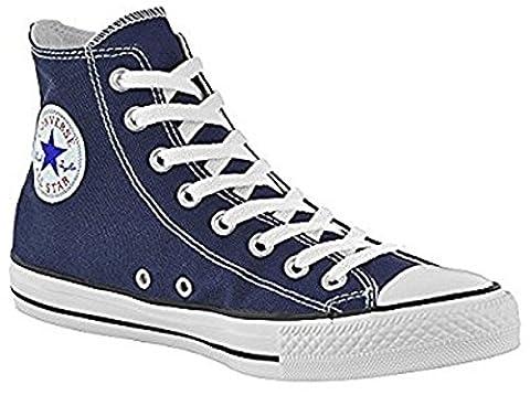 Converse Unisex Chuck Taylor Classic Hi Navy Sneaker - 5.5