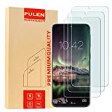 [3-Pack] PULEN for Samsung Galaxy A10E Screen Protector,HD Clear Anti-Fingerprints 9H Hardness Tempered Glass