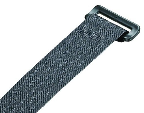 Weather Resistant Nylon 6.6 Black 100-Pack Panduit PLB2S-C0 Double Loop Cable Tie Standard 7.6-Inch Length