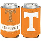 NCAA University Tennessee Volunteers Bling 1 Pack 12 oz. 2-Sided Can Cooler