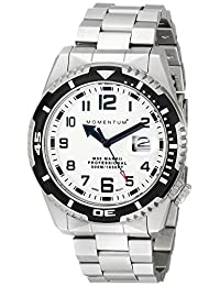 Momentum 1M-DV52L0 Men's M50 Mark II Sport Wrist Watches, White