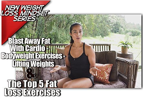 Learn The Top 5 Fat Loss Exercises & How to Melt Away The Fat By Lifting Weights