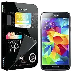Spigen SGP10727 - Protector de pantalla para Samsung Galaxy S5