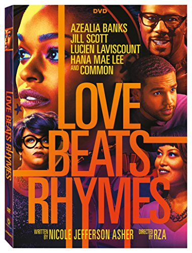 DVD : Love Beats Rhymes (Widescreen, Dolby, AC-3)