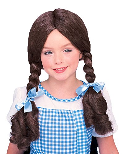 Dorothy Wig Costume Accessory ()