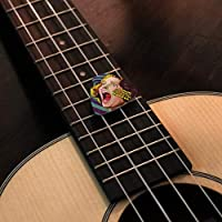 A Yawn is a Silent Scream - Juego de 6 púas para guitarra ...