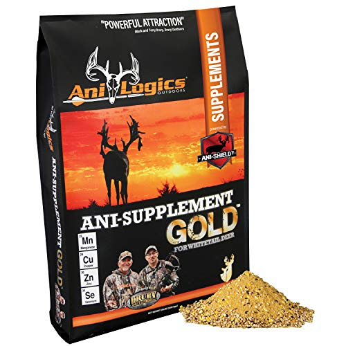 Ani-Logics Outdoors Ani-Supplment GOLD 20lb