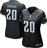 NIKE Brian Dawkins Philadelphia Eagles Women's Retired Game Jersey