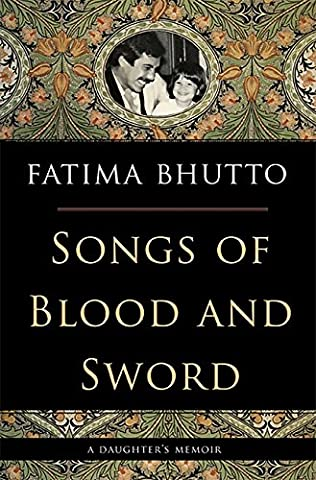 book cover of Songs of Blood and Sword