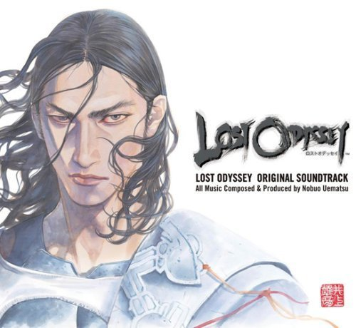 Lost Odyssey by Lost Odyssey [Music CD]