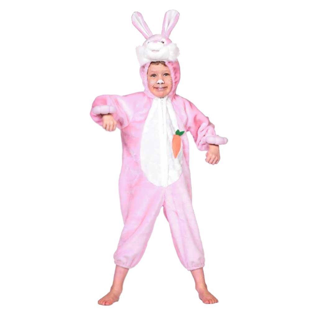 Amazon.com: CHu0026Q Kids Adult Toga Rabbit Costumes Halloween Fancy Dress  Animal Cosplay Onesie: Clothing