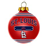 St. Louis Cardinals Official MLB 2014 Year Plaque Ball Ornament by Forever Collectibles