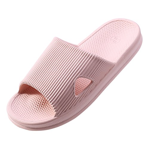 WILLIAM&KATE Men and Women Household Slippers Shower Sandal Indoor Bathroom Anti-Slip Slippers
