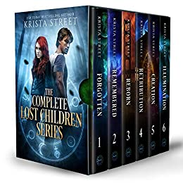 The Complete Lost Children Series - Krista Street