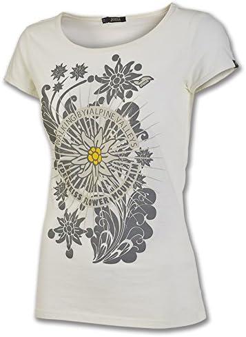 Joma - Camiseta Graphic Outdoor Blanco m/c para Mujer: Amazon.es ...