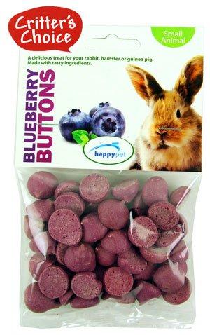 Critters Choice Blueberry Buttons 6 x 40g 240g