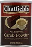 Chatfield's Carob Powder -- 16 oz - 2 pc