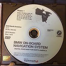 2015 BMW NAVIGATION UPDATE DVD EAST&WEST HIGH VERSION