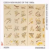 Agon Ensemble/ Petr Kofron Tschechische Musik der 60er Jahre Mixed Ensemble