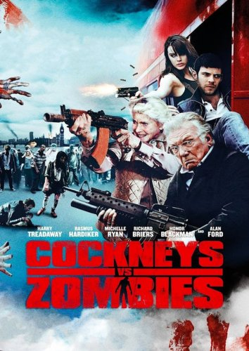 Filmcover Cockneys vs Zombies