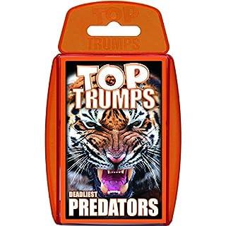 Predators Top Trumps Card Game