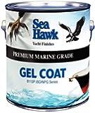 Sea Hawk Premium Quality Gel Coat, Snow White, Gal. 8115P-GL