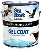 Sea Hawk Premium Quality Gel Coat, Clear Gal. NPG6000-GL