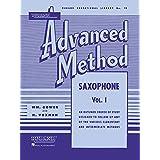 Rubank Advanced Method - Saxophone Vol. 1 (Rubank Educational Library)