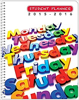 elementary school student planner meridian student planners 9781427618610 amazoncom books