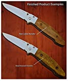 Sarge Knives SK-405KIT Custom Folding Knife Kit