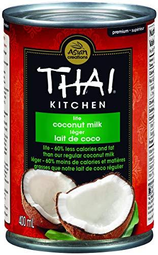(Thai Kitchen Pure Coconut Milk Lite, 13.66 oz)