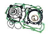 yfz 450 engine rebuild kit - New Complete Engine Rebuild Gasket Gaskets Seal O-ring Kit Set for Yamaha YFZ 450