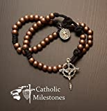 Deus Vult Paracord Rosary