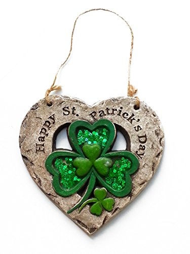 Happy St Patrick's Day Welcome Door Sign