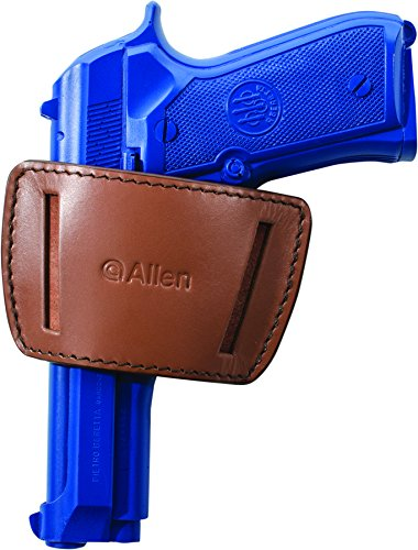 Allen Glenwood Belt Leather Slide Holster