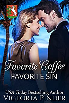 Favorite Coffee, Favorite Sin (The Marshall Family Saga) by [Victoria Pinder]