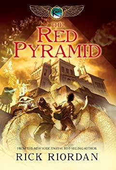 The Red Pyramid 1423113381 Book Cover
