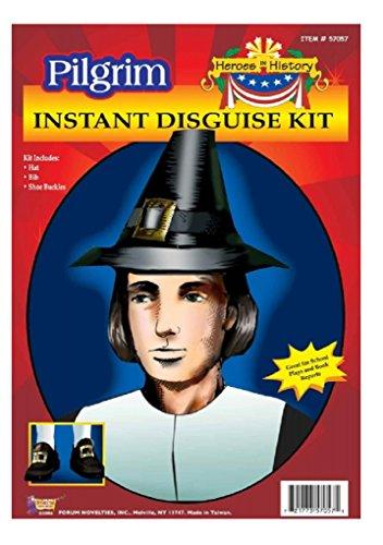 Child (Pilgrim Boy Costume)