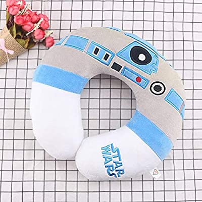 1 Pc Star War U Type Travel Pillow for Neck Fashion Soft Healthy Cushion Gift Plush Toys